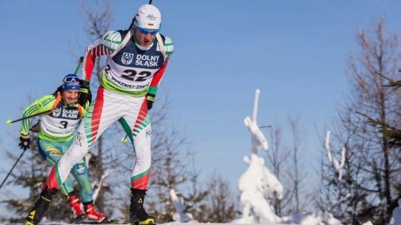 България ще участва с девет състезатели на Световното по биатлон