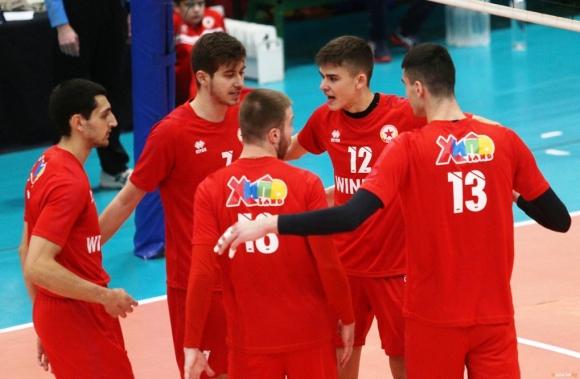 ЦСКА със страхотен обрат срещу Дунав в отложен мач (галерия + статистика)