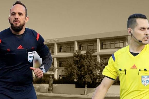 В Кипър задържаха президент на футболен клуб и съдия заради уреждане на мачове
