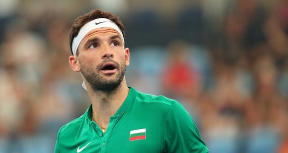 Притеснително начало на сезона за Григор Димитров