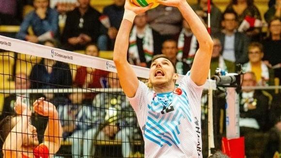 Георги Сеганов и Халкбанк с 5-а поредна загуба в ШЛ (видео + снимки)