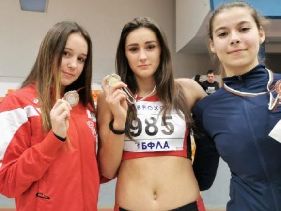 Виктория Йорданова спечели петобоя с 10 точки преднина