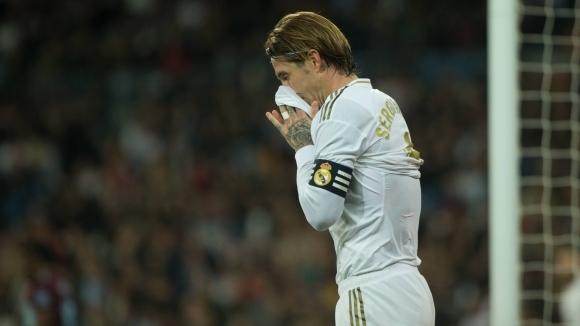 Азар е титуляр за Реал Мадрид, вижте състава