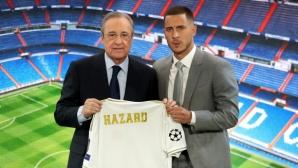 Реал Мадрид е отборът в Европа с най-голямо отрицателно трансферно салдо