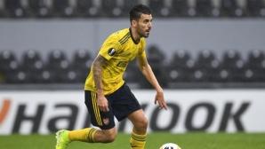 Себайос иска да се докаже в Арсенал