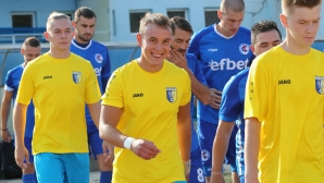 ФК Шумен 2007 обяви високи амбиции