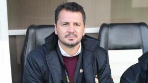 Крушчич: Мачът с Левски е най-красивото нещо в българския футбол, ще подходим сериозно (видео)