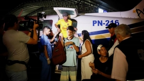 Жестока трагедия с фенове на еквадорския Барселона (видео)