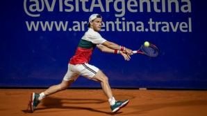 Диего Шварцман се отказа на полуфиналите на турнира в Буенос Айрес