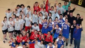 България отива на Евро '20 като балакански шампион по Бейзбол 5