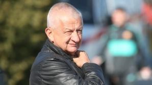 Крушарски: Със сигурност ще играем в Европа, феновете да ходят да поркат (видео)