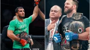 Мусаси иска битка с Бейдър за титлата