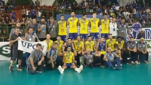 Ники Учиков и UPCN останаха със среброто на клубното първенство на Южна Америка (видео + снимки)