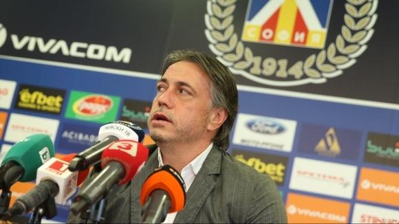 Тонев: С Александър Ангелов и Николай Иванов взехме решение да правим дарения на Левски всеки месец