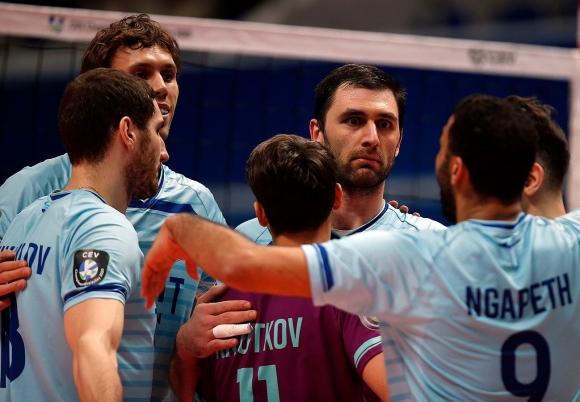 Цецо Соколов и Зенит завършиха с победа в групите на ШЛ! Чакат чудо, за да продължат  (видео + снимки)