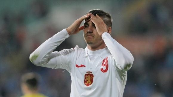 Лоша новина за България! Десподов пропуска плейофите за Евро 2020