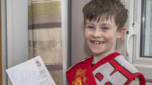 Клоп спечели още симпатии с това писмо до 10-годишен фен на Юнайтед
