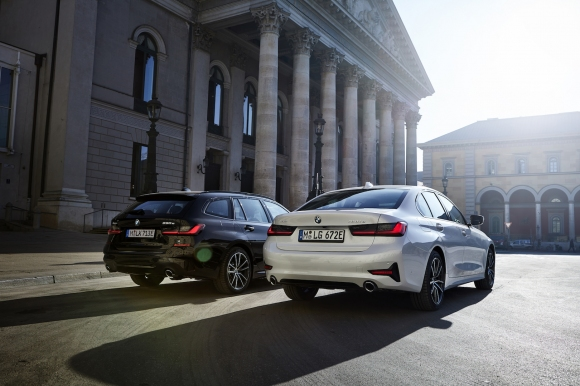 BMW продължава да електрифицира гамата си