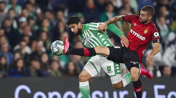 Зрелище с шест гола, но без победител между Бетис и Майорка
