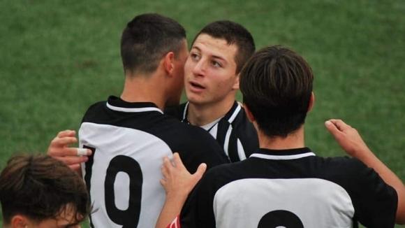Юношески национал с първи гол за примаверата на Асколи