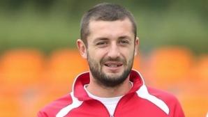 Любомир Гуцев дебютира с гол в първенството на Косово