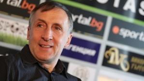 Цанко Цветанов: Изоставаме много с развитието на футбола (видео)
