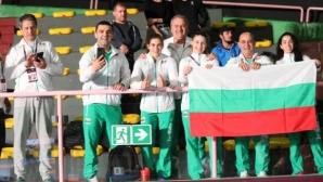 Борците ни в топ 3 в класирането по медали на Евро 2020