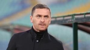 Йордан Юруков: Не делим мачовете, важна е победата (видео)