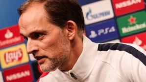 Тухел обеща, че Неймар ще играе с Борусия (Дортмунд)