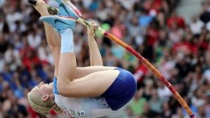 Брадшоу гледа към олимпийски медал в Токио