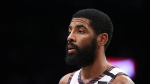 Кайри Ървинг стана вицепрезидент на Асоциацията на играчите в НБА