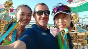 Милко Георгиев: Промених концепцията на работа в плажния волейбол в Китай