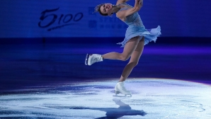 Олимпийската шампионка по фигурно пързаляне Аделина Сотникова претърпя операция