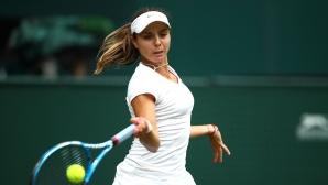 Виктория Томова преодоля първия кръг на турнира в Глазгоу
