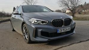 BMW M135i – нова самоличност