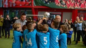 Най-големият детски футболен турнир стартира днес