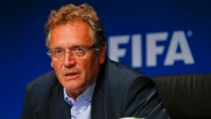 Повдигнаха обвинение на бившия генерален секретар на ФИФА, взел подкуп от собственика на ПСЖ