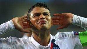 Агентът на Тиаго Силва намекна за завръщане в Милан