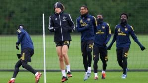 Давид Луис: Арсенал има класата, за да спечели Лига Европа