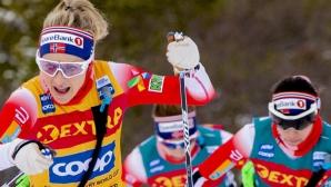 """Терезе Йохауг с четвърта поредна победа за """"ФИС Ски Тур 2020"""""""