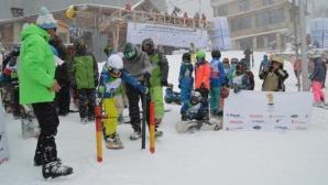 Рекорден брой сноубордисти на олимпийския фестивал на БОК в Осогово