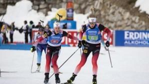 Норвегия защити титлата си в индивидуалната смесена щафета, България завърши на 25-о място