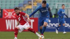 Малинов: Ще се хвърлим по-сериозно за Купата, но не се отказваме от шампионата