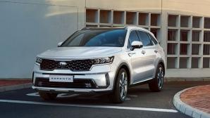 Kia обявиха кои ще са двигателите, които ще задвижват новото Sorento