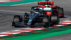Ферари ще сезират ФИА заради DAS