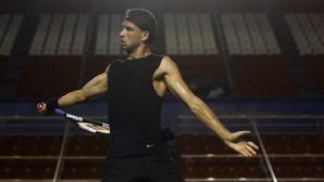 Григор се включва и в турнира на двойки в Акапулко