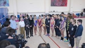 Олимпийските отбори по природни науки са талисмани на Световната купа в София