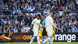 Нант нанесе първа загуба на Марсилия от октомври насам