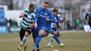Левски остана без футболисти за дербито със Славия