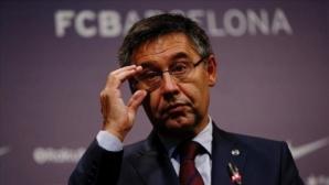 Бартомеу не възнамерява да подава оставка